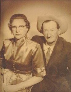 Grannie and Grandpa Ainsworth