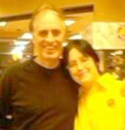corrected pic w Keith Carradine 2